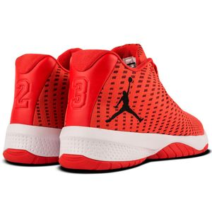 Nike Jordan B. Fly Basketball Sneaker max orange – Bild 2
