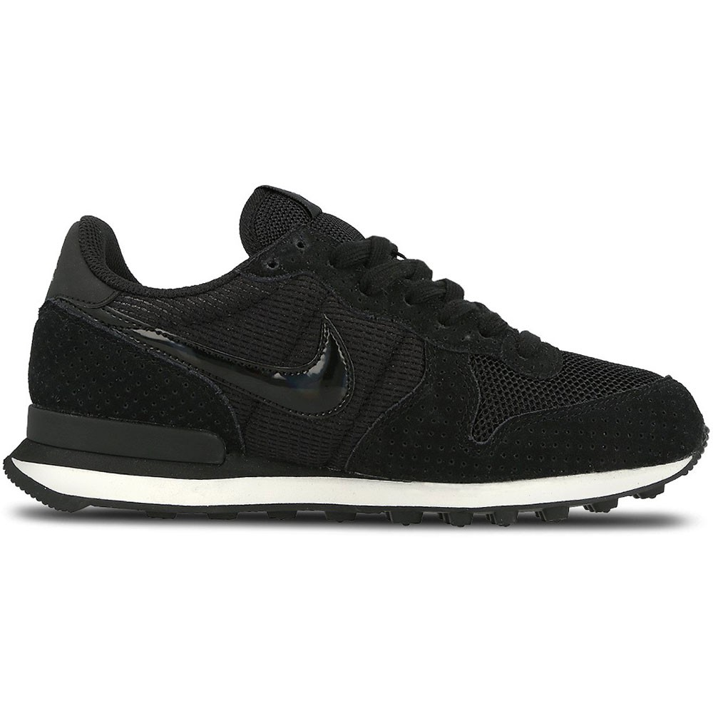 nike wmns internationalist damen sneaker schwarz. Black Bedroom Furniture Sets. Home Design Ideas