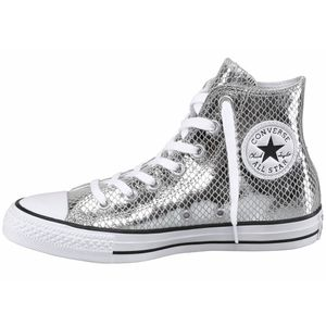 Converse CT AS HI Chuck Taylor All Star silber – Bild 1