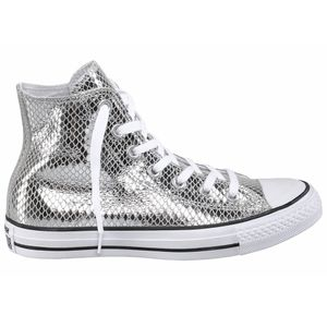 Converse CT AS HI Chuck Taylor All Star silber – Bild 2
