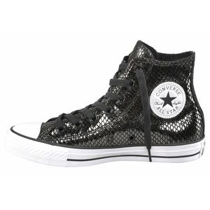 Converse CT AS HI Chuck Taylor All Star metallic schwarz – Bild 1