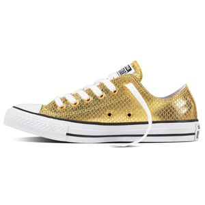 Converse CT AS OX Chuck Taylor All Star gold