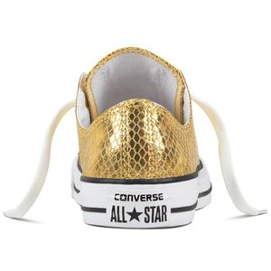Converse CT AS OX Chuck Taylor All Star gold – Bild 4