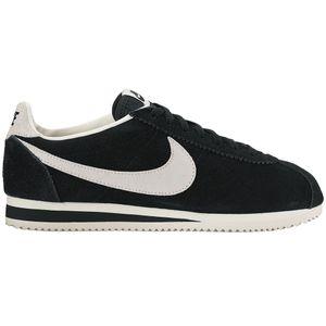 Nike Classic Cortez Leather SE Sneaker schwarz weiß – Bild 2
