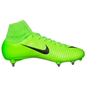 Nike Mercurial Victory VI DF SG Fussballschuh grün – Bild 2