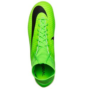 Nike Mercurial Victory VI DF SG Fussballschuh grün – Bild 3