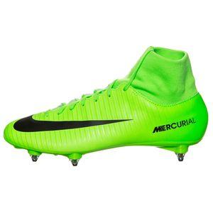 Nike Mercurial Victory VI DF SG Fussballschuh grün – Bild 1