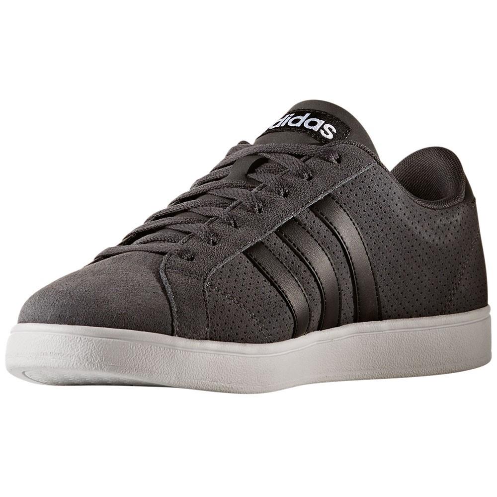 adidas neo Baseline Herren Sneaker grau weiß – Bild 2 66c3f079fb
