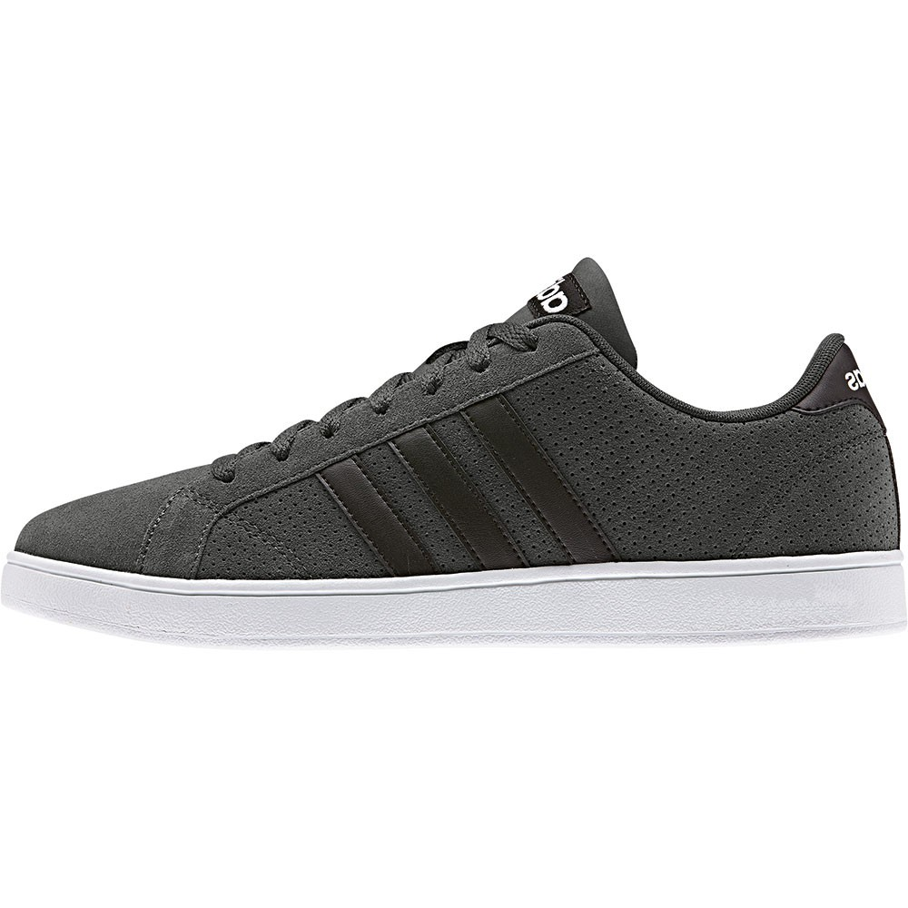 adidas neo baseline herren sneaker grau wei. Black Bedroom Furniture Sets. Home Design Ideas