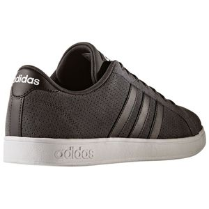 adidas neo Baseline Herren Sneaker grau weiß – Bild 3