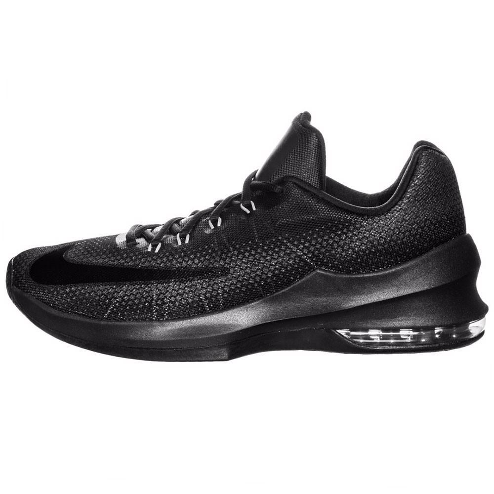 Nike Air Max Infuriate Low Running Sneaker schwarz