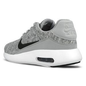 Nike Air Max Modern Flyknit Sneaker grau weiß – Bild 3