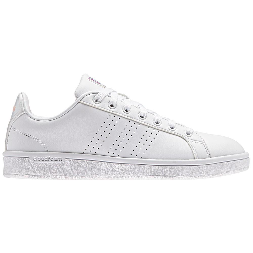 Adidas Kids Advantage Clean Shoes