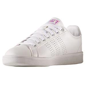 adidas neo Cloudfoam Advantage Clean Sneaker Damen weiß – Bild 5