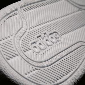 adidas neo Cloudfoam Advantage Clean Sneaker Damen weiß – Bild 8