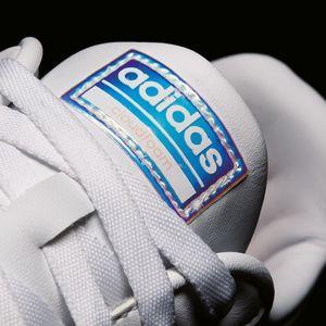 adidas neo Cloudfoam Advantage Clean Sneaker Damen weiß – Bild 9