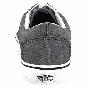 Vans Old Skool Herren Sneaker grau weiß – Bild 2