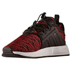 adidas Originals X_PLR C Kinder Sneaker rot schwarz – Bild 3