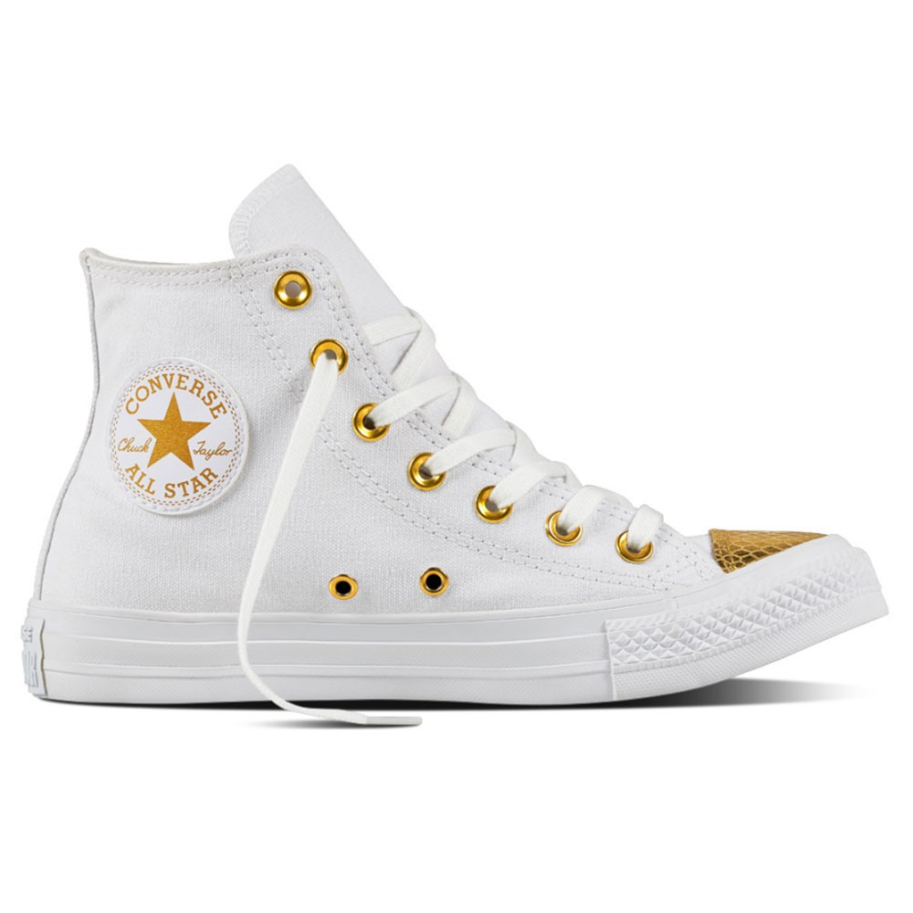 converse ct as hi chuck taylor all star wei gold. Black Bedroom Furniture Sets. Home Design Ideas