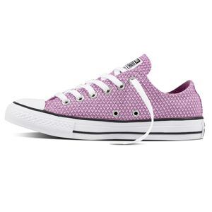 Converse CT AS OX Chuck Taylor All Star lila – Bild 1