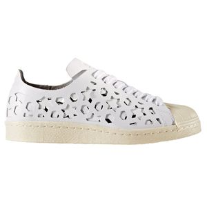 adidas Originals Superstar 80s Cut Out W Damen Sneaker weiß beige – Bild 2