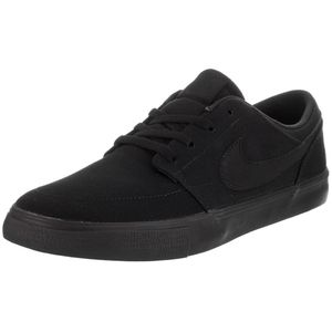 Nike SB Portmore II Solar CNVS Sneaker Skateschuh schwarz – Bild 3