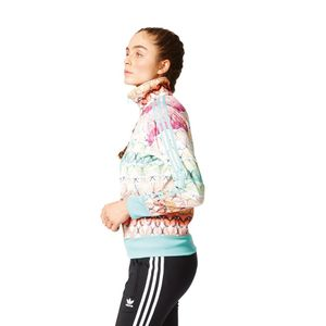 adidas Originals Borbofresh Firebird Track Top Damen bunt – Bild 4