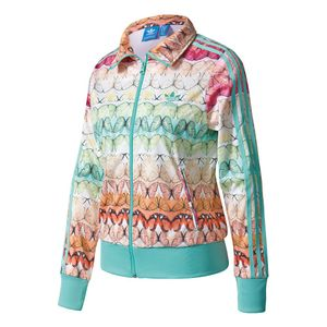 adidas Originals Borbofresh Firebird Track Top Damen bunt – Bild 1