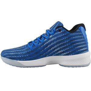 Nike Jordan B. Fly Basketball Sneaker blau weiß