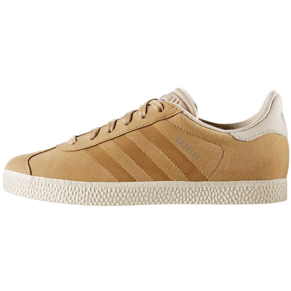 adidas Originals Gazelle Fashion C Sneaker linen khaki