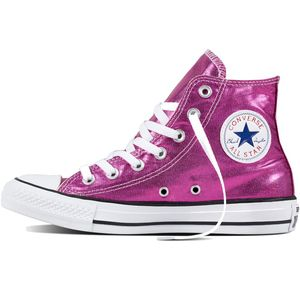 Converse CT AS HI Chuck Taylor All Star magenta glow – Bild 1