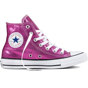 Converse CT AS HI Chuck Taylor All Star magenta glow – Bild 2