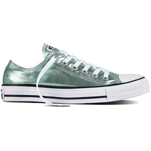 Converse CT AS OX Chuck Taylor All Star metallic grün – Bild 2