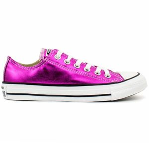 Converse CT AS OX Chuck Taylor All Star metallic magenta – Bild 2