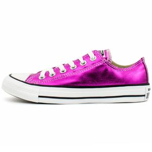 Converse CT AS OX Chuck Taylor All Star metallic magenta – Bild 1