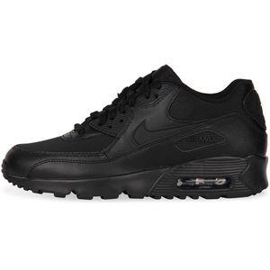 Nike Air Max 90 Mesh GS Sneaker schwarz – Bild 1
