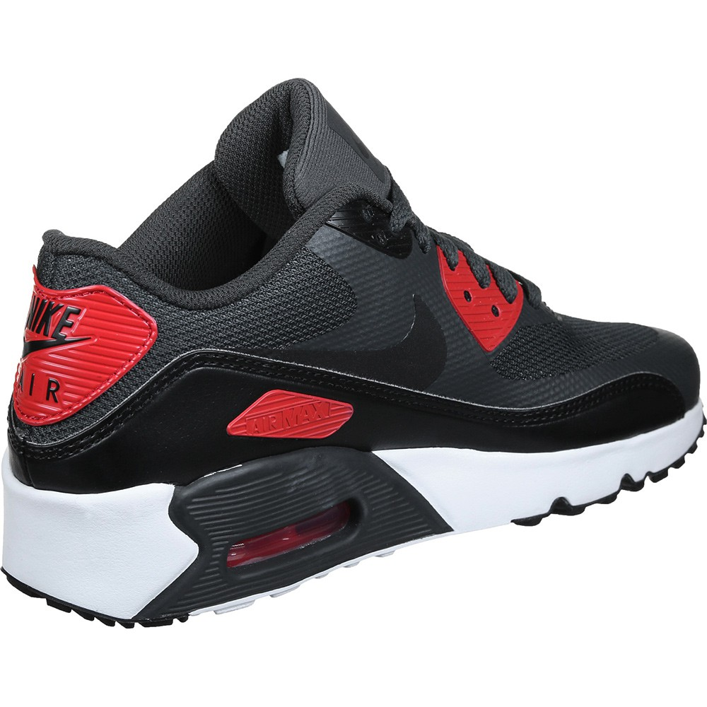nike air max 90 schwarz rot gradient fade. Black Bedroom Furniture Sets. Home Design Ideas
