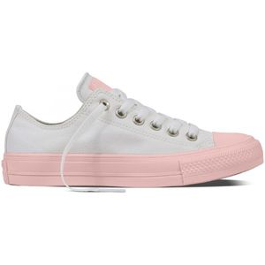 Converse CT AS II OX Chuck Taylor All Star white vapor pink – Bild 2