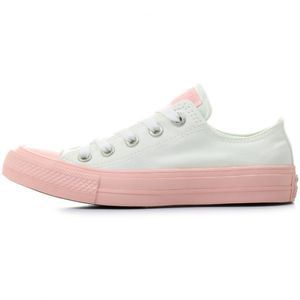 Converse CT AS II OX Chuck Taylor All Star white vapor pink – Bild 1
