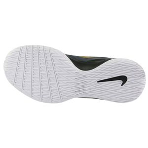 Nike Zoom Evidence Herren Basketballschuh grau gold schwarz – Bild 4