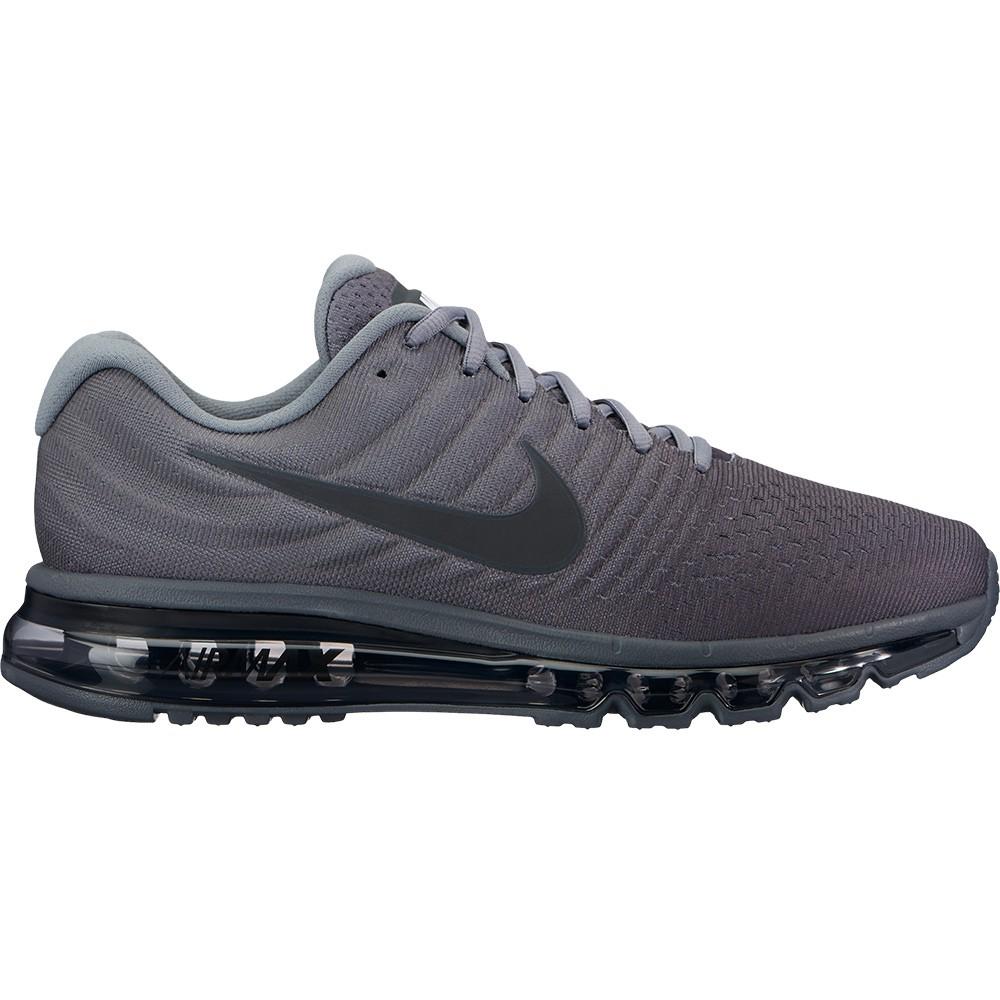 Nike Air Max 2017 Cool Grau Schwarz Schuhe für Herren