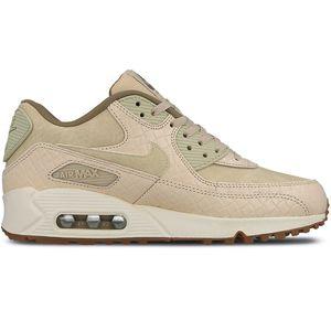 Nike WMNS Air Max 90 PREM Damen Sneaker beige – Bild 2