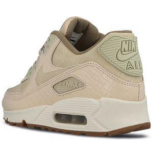 Nike WMNS Air Max 90 PREM Damen Sneaker beige – Bild 3