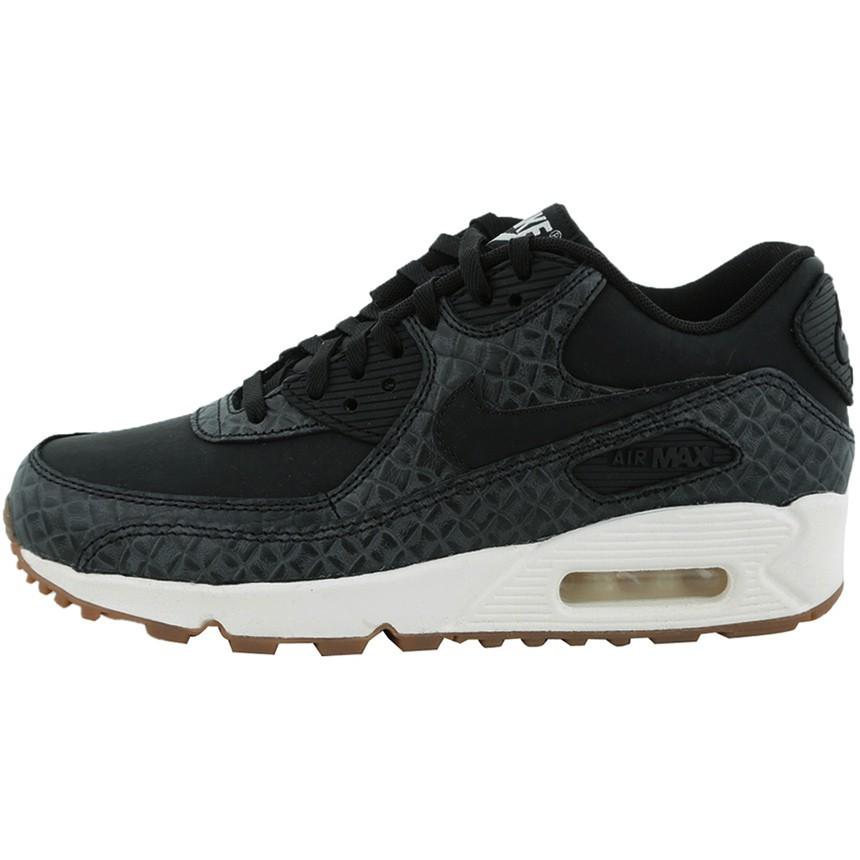 nike wmns air max 90 prem damen sneaker schwarz. Black Bedroom Furniture Sets. Home Design Ideas