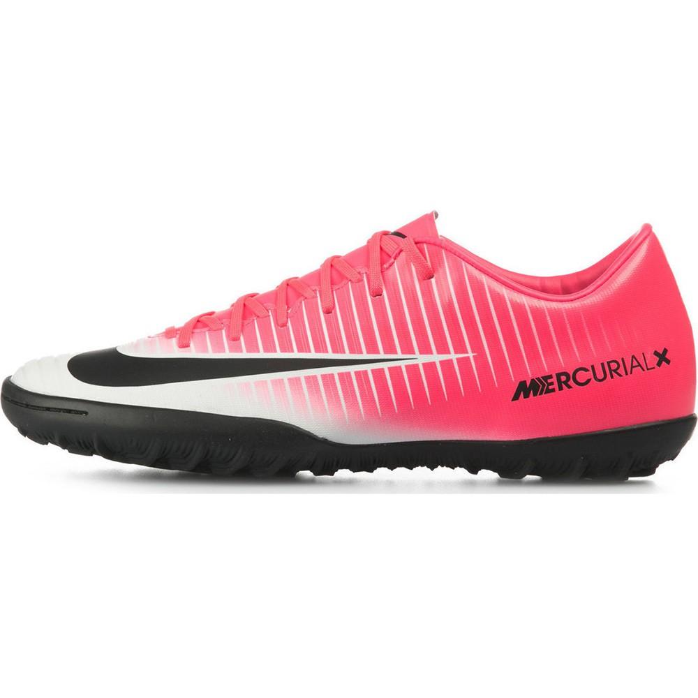 Nike Mercurial X Victory Vi Tf Fussballschuh Pink Weiss
