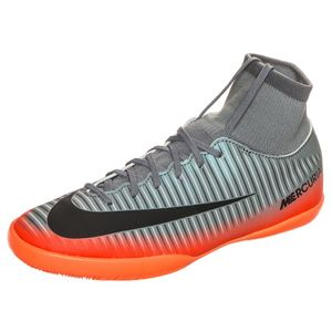 Nike JR Mercurial X Victory 6 CR7 DF IC grau orange – Bild 2