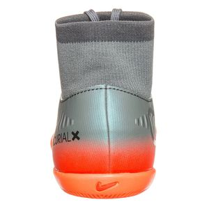 Nike JR Mercurial X Victory 6 CR7 DF IC grau orange – Bild 3