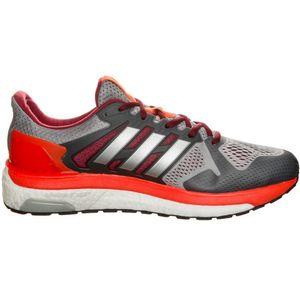 adidas Supernova ST M Herren Running Sneaker grau rot – Bild 2