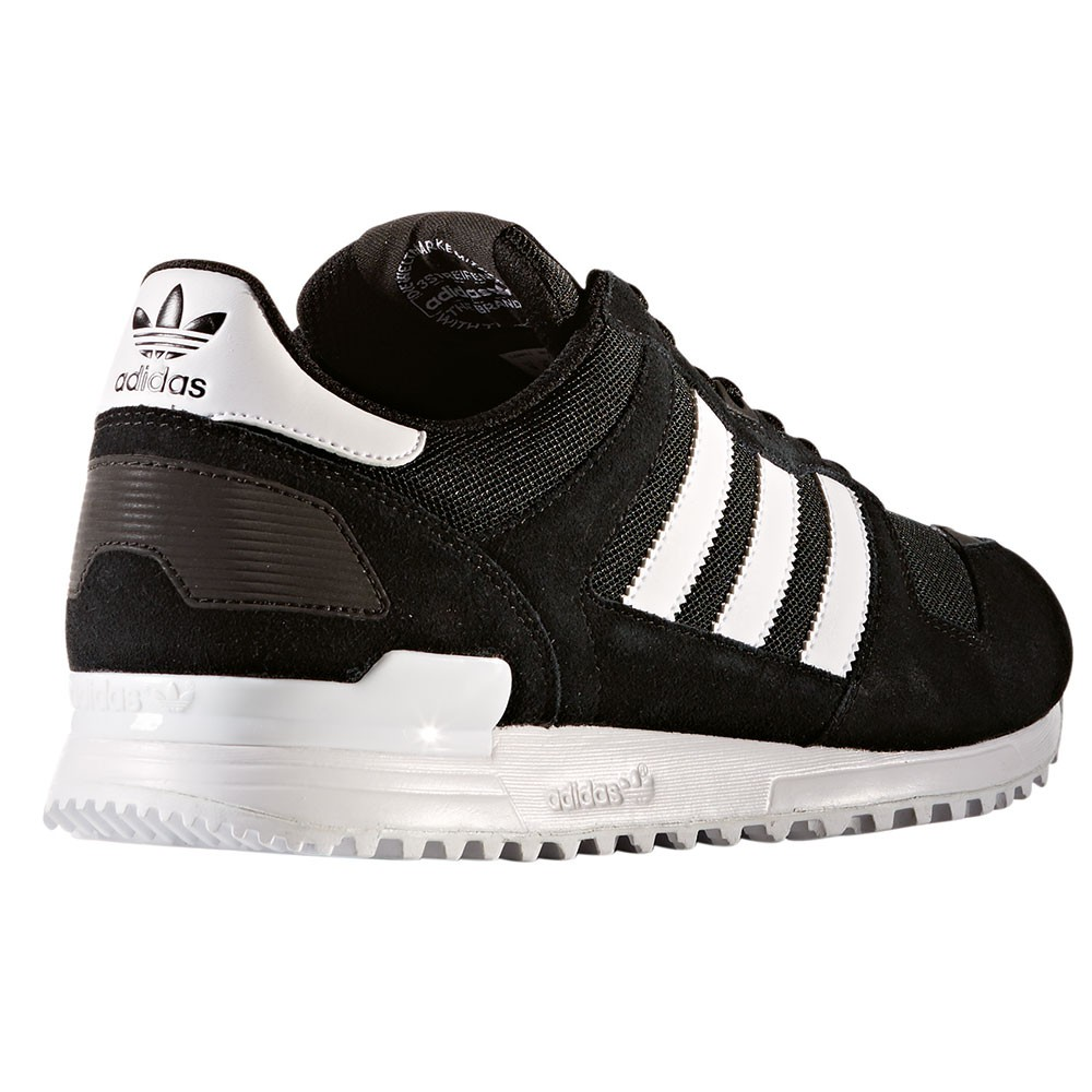 adidas ZX 700 Herren Sneaker schwarz weiß – Bild 4