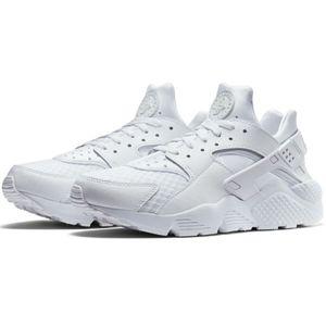 Nike Air Huarache Herren Sneaker weiß – Bild 2